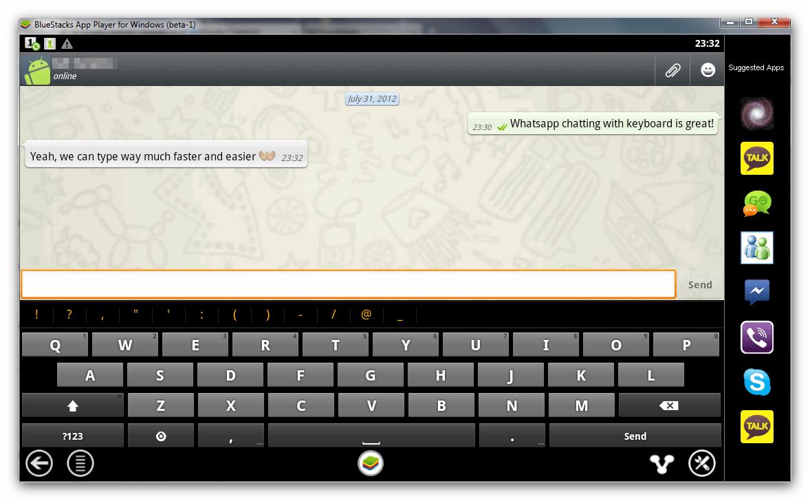 Método para utilizar Whatsapp para PC