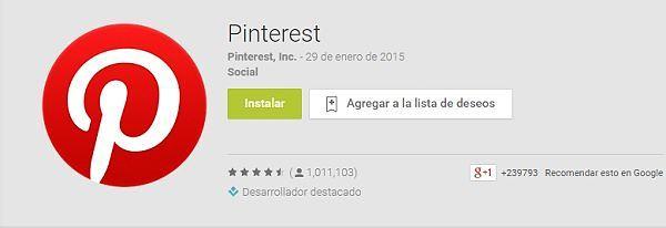 las-100-mejores-aplicaciones-android-2015-pinterest