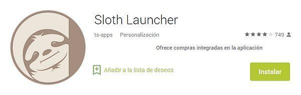 las-100-mejores-aplicaciones-android-2015-sloth-launcher