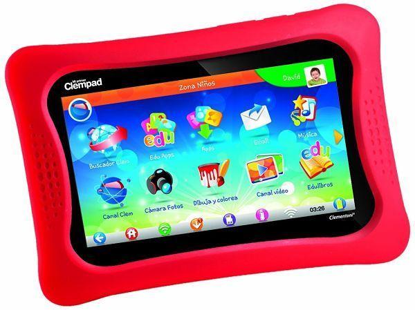 que-tablet-comprar-a-un-nino-de-3-años-Clementoni-Mi primer-clempad