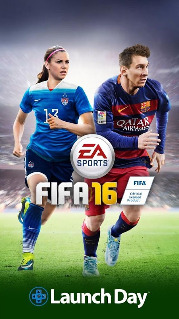 Descargar FIFA 2016 para móviles Android gratis-Launch-day-fifa-16