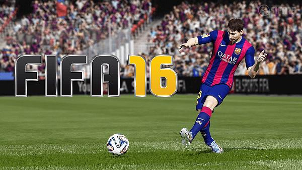 Nuevo juego FIFA 2016