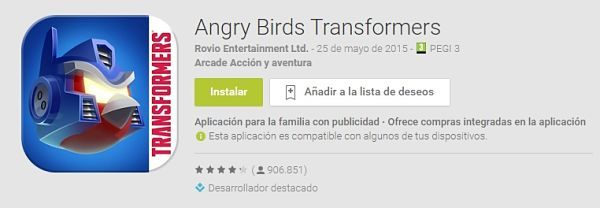100-mejores-juegos-android-2015-Angry-Birds-Transformers