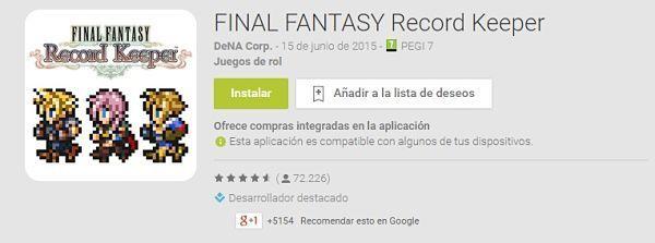 100-mejores-juegos-android-2015-Final-Fantasy-Record-Keeper