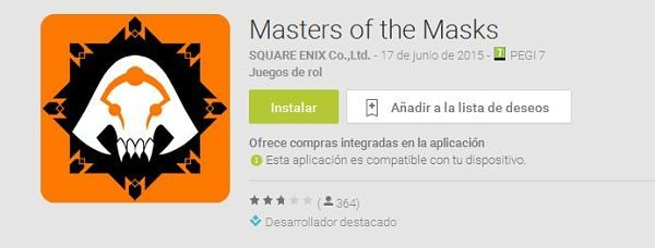 100-mejores-juegos-android-2015-Masters-of-the-Masks
