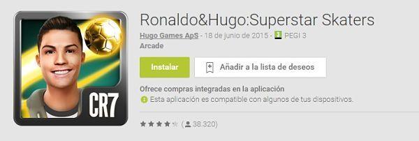 100-mejores-juegos-android-2015-Ronaldo-&-Hugo-Superstar-Skaters