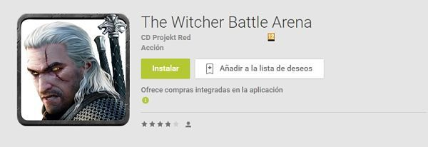 100-mejores-juegos-android-2015-The-Witcher-Battle-Arena