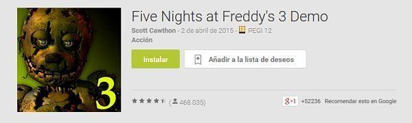 Los-100-mejores-juegos-android-2015-Five-Nights-at-Freddy's-3-Demo