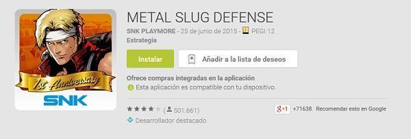 Los-100-mejores-juegos-android-2015-Metal-Slug-Defense