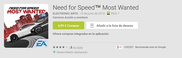 Los-100-mejores-juegos-android-2015-Need-for-Speed-Most-Wanted