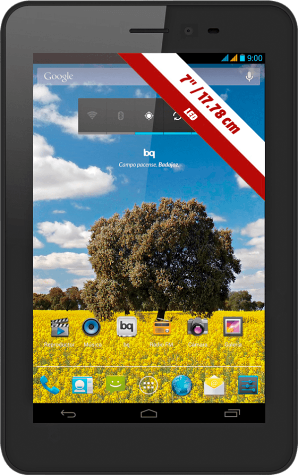 Mejor tablet calidad precio android 2017 android b sico for Mejor pintura interior calidad precio