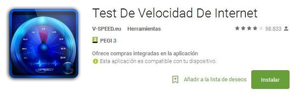 test-de-velocidad-movil-Internet-speed-test