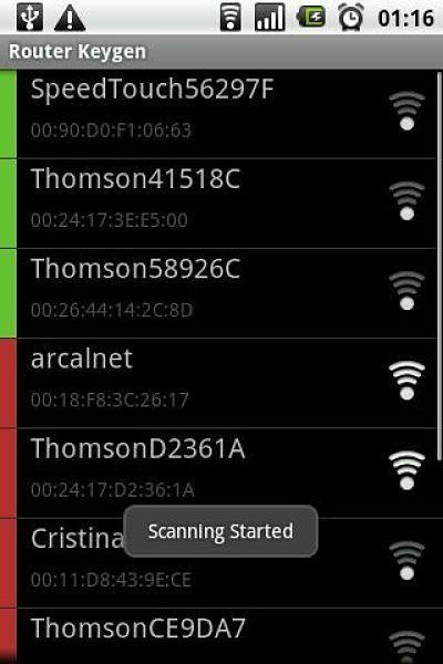 router keygen para android lg optimus
