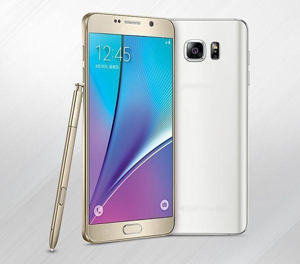 Clones chinos del Samsung Galaxy Note 5-HDC-Note-5