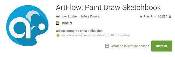 aplicaciones-dibujar-artflow