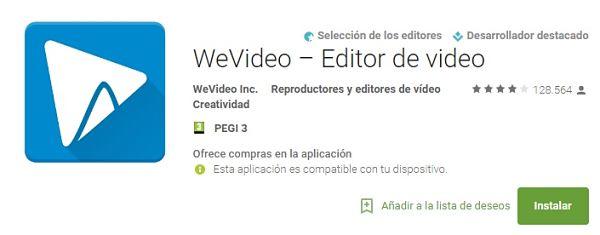 aplicaciones-para-editar-y-hacer-videos-wevideo