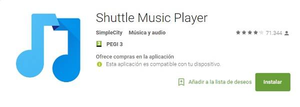 reproductores-de-musica-gratis-shuttle-music-player