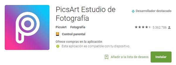 aplicaciones-editar-fotos-arreglar-decorar-picsart