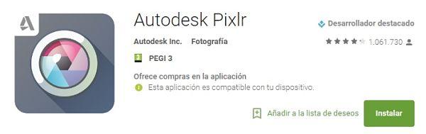 aplicaciones-editar-fotos-arreglar-decorar-pixlr