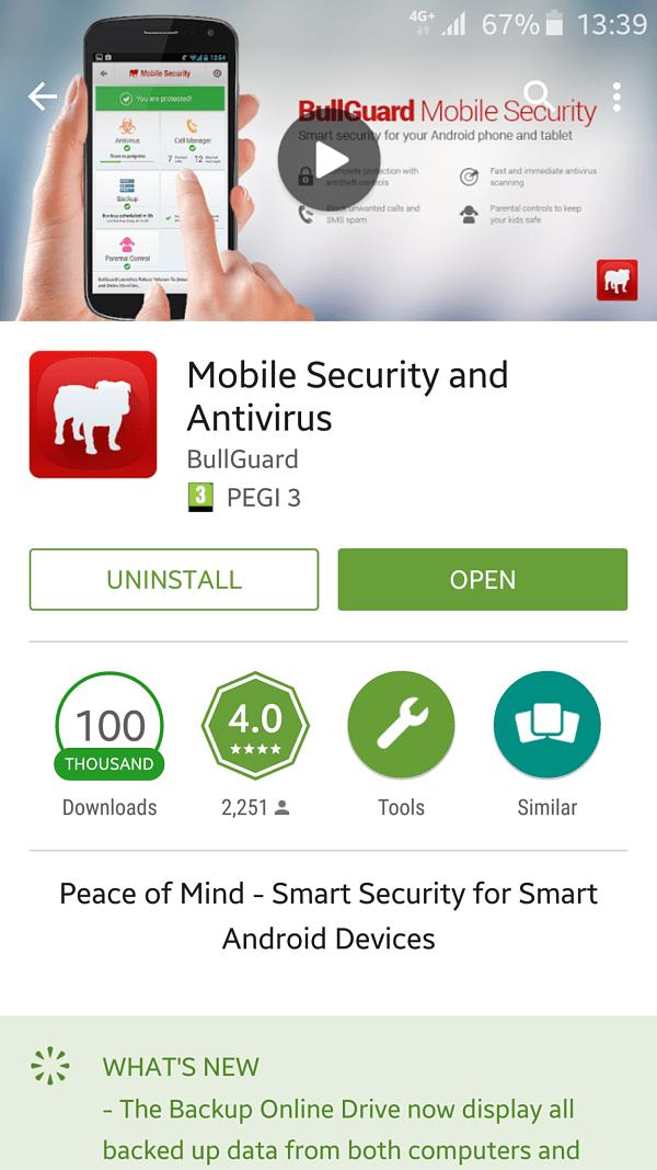 mejores-antivirus-para-android-gratis-bullguard