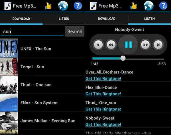 free music download offline app