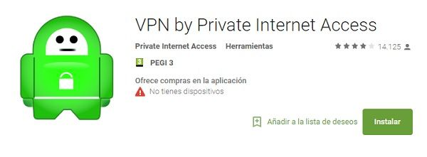 Vpn by private internet access descargar