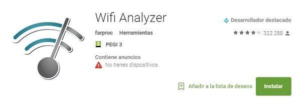 Descargar Wifi Analyzer Gratis Android para aumentar la ...