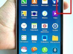 Cómo hacer una Captura de Pantalla con un teléfono Android