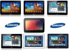 Evolución de las tablets de 10 pulgadas de Samsung