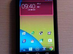 Dándole una nueva vida al Galaxy S i9000