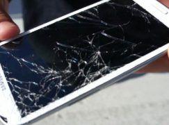 Cómo arreglar la pantalla rota de tu smartphone