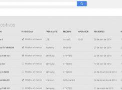 Cómo cambiar los dispositivos que aparecen en Google Play