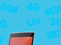 El OnePlus One y su conectividad 2G, 3G y 4G