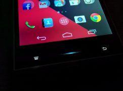 ¿Mejor botones capacitivos o en pantalla?