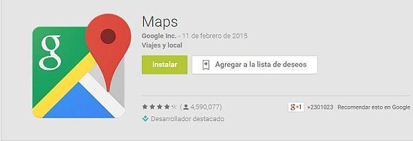 las-100-mejores-aplicaciones-android-2015-google-maps