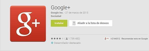 las-100-mejores-aplicaciones-android-2015-google-plus-google+