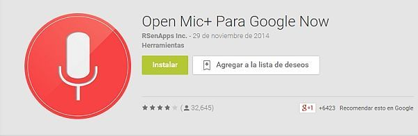 las-100-mejores-aplicaciones-android-2015-open-mic+-google-now