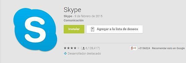 las-100-mejores-aplicaciones-android-2015-skype