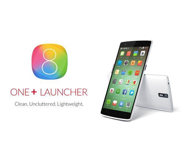 iOS 8 Launcher