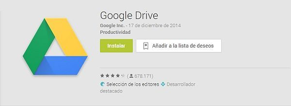 las-100-mejores-aplicaciones-android-2015-google-drive