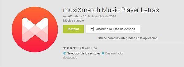 las-100-mejores-aplicaciones-android-2015-musixmatch