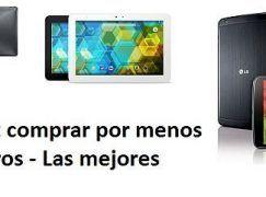 Qué tablet comprar por menos de 200 euros – Las mejores