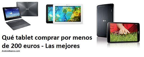 las-mejores-que-tablet-comprar-por-menos-de-200-euros