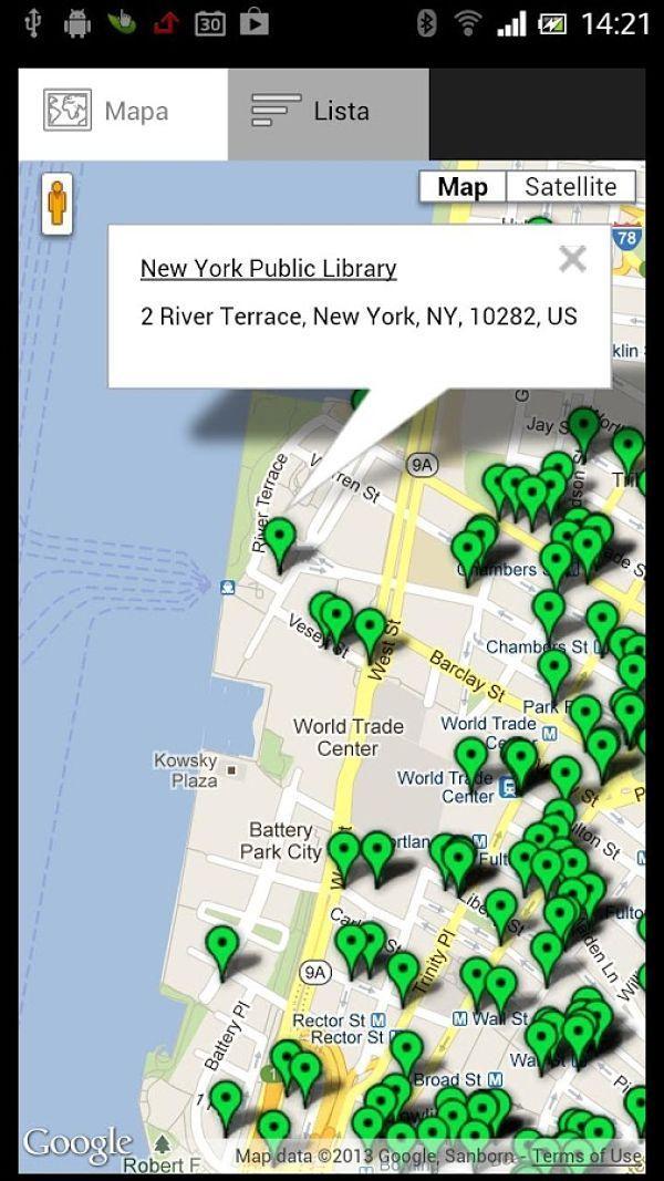 Utiliza aplicaciones que te permitan localizar redes wifi