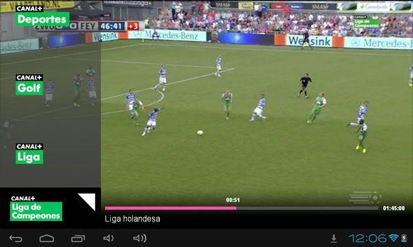 🥇 Las 30 mejores Aplicaciones para ver Fútbol ONLINE en móviles y