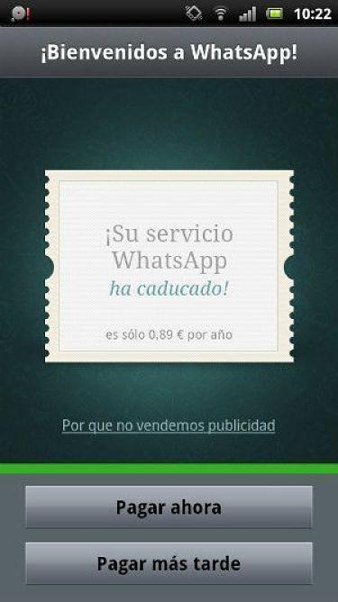 WhatsApp-pago