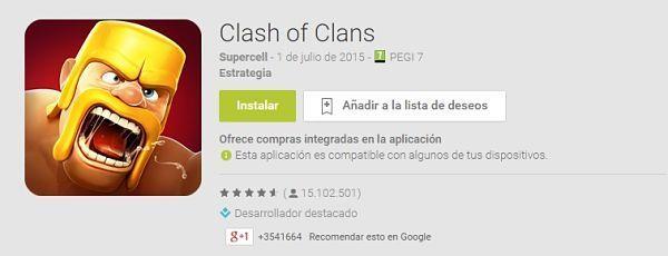 100-mejores-juegos-android-2015-Clash-of-Clans