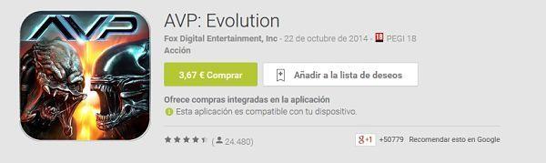 Los-100-mejores-juegos-android-2015-Aliens-vs-Predator-Evolution