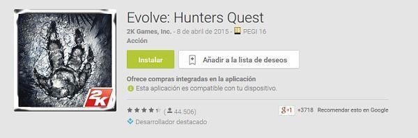 Los-100-mejores-juegos-android-2015-Evolve-Hunters-Quest