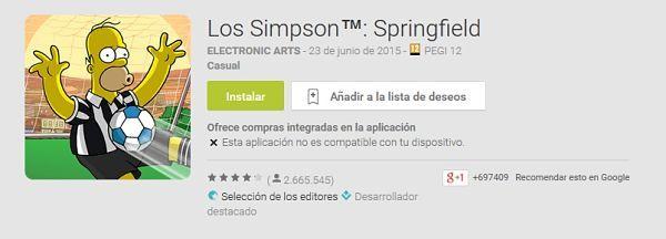 Los-100-mejores-juegos-android-2015-Los-Simpson-Springfield